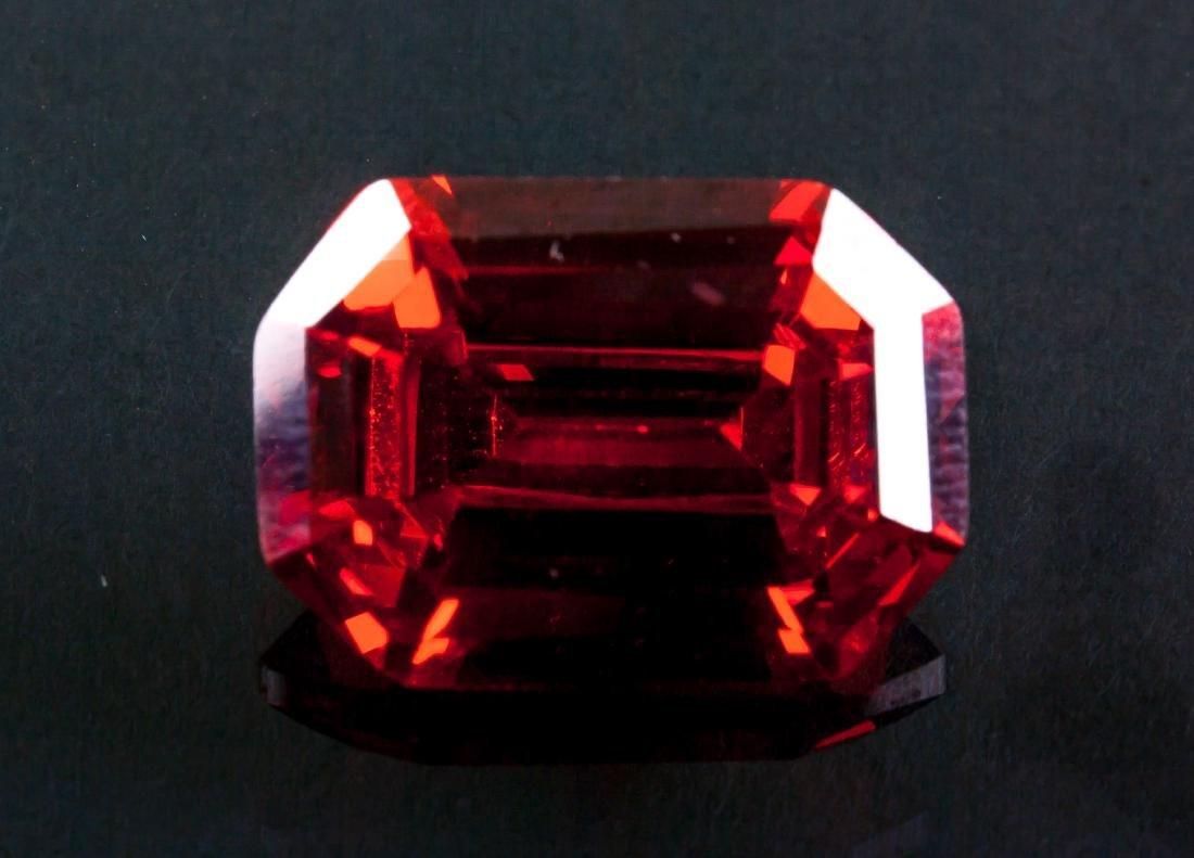 Emerald Cut 26.925 ct Ruby 12.99 mm x 18.41 mm - 3