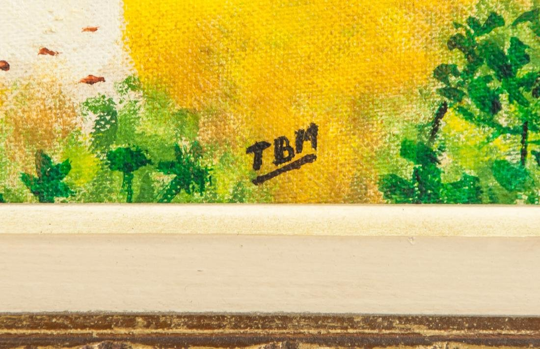 Marie Claude Boucher b. 1973 Acrylic on Canvas - 4