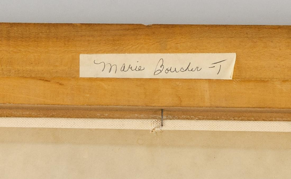 Marie Claude Boucher b. 1973 Acrylic on Canvas - 6