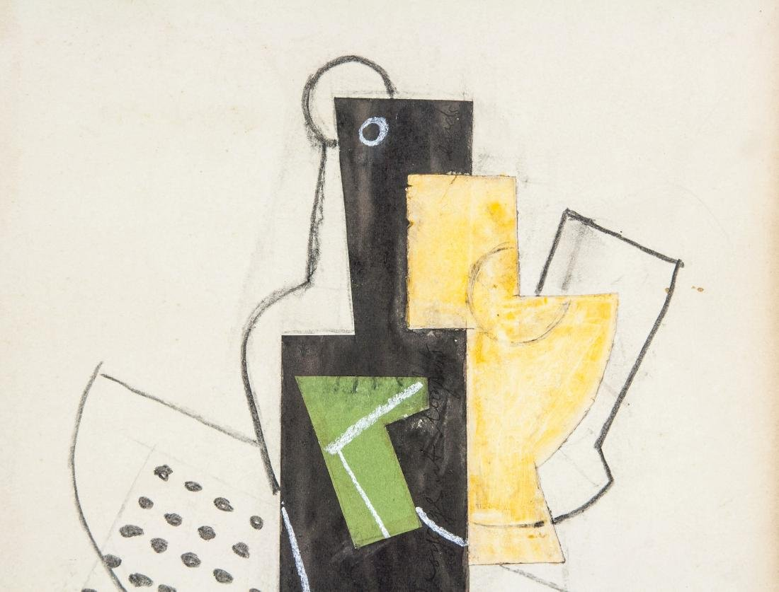 Henri Laurens 1885-1954 French Mixed Media Abstract - 3