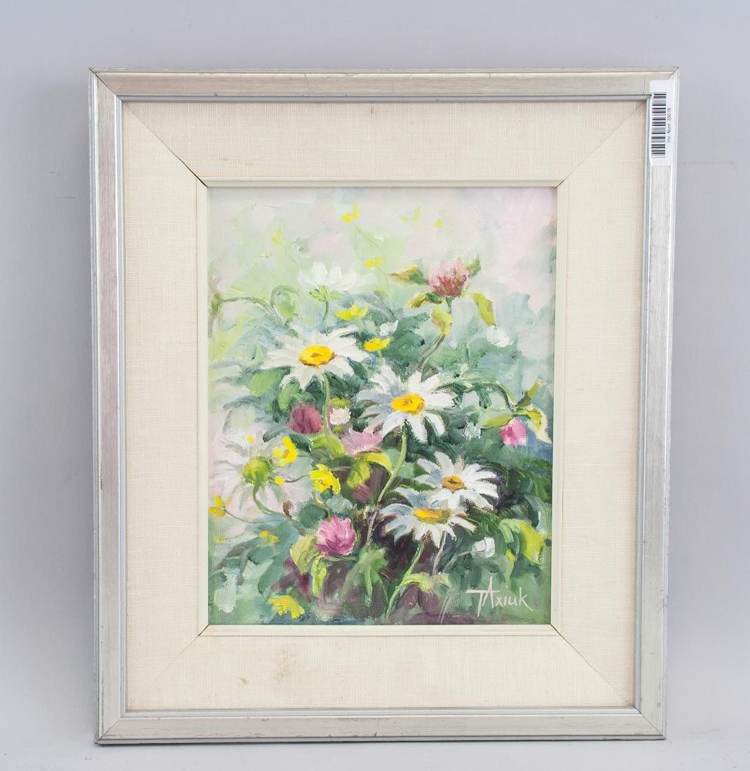 Tanya Axiuk (Ukr-Canadian) OOC Still of Flowers - 2