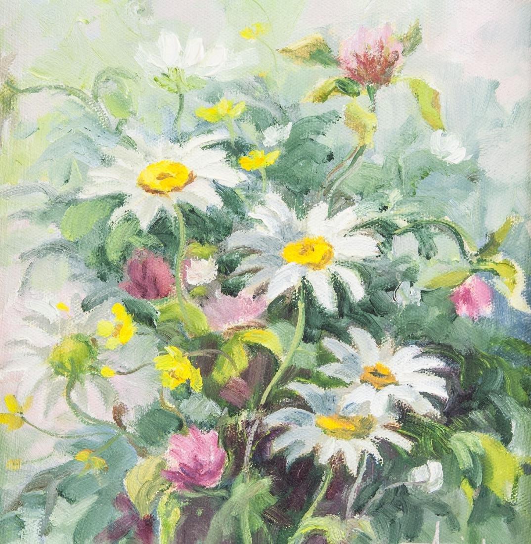 Tanya Axiuk (Ukr-Canadian) OOC Still of Flowers - 3