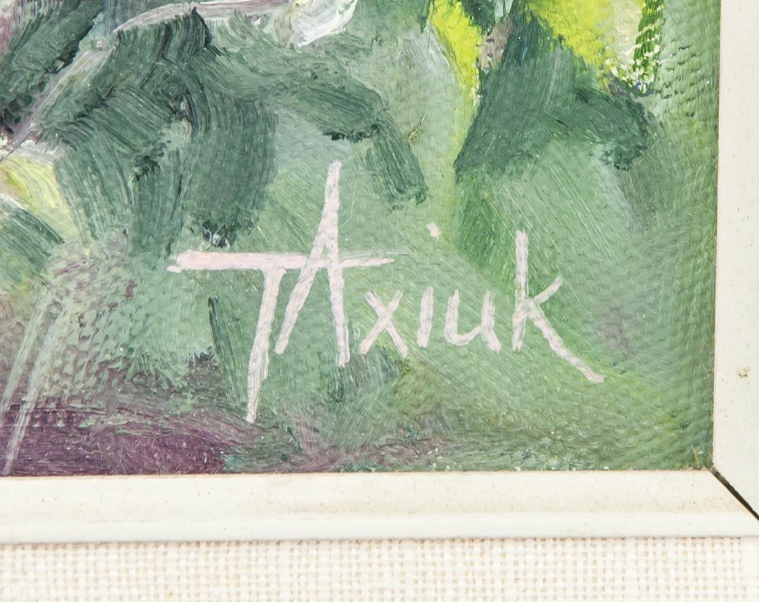Tanya Axiuk (Ukr-Canadian) OOC Still of Flowers - 4