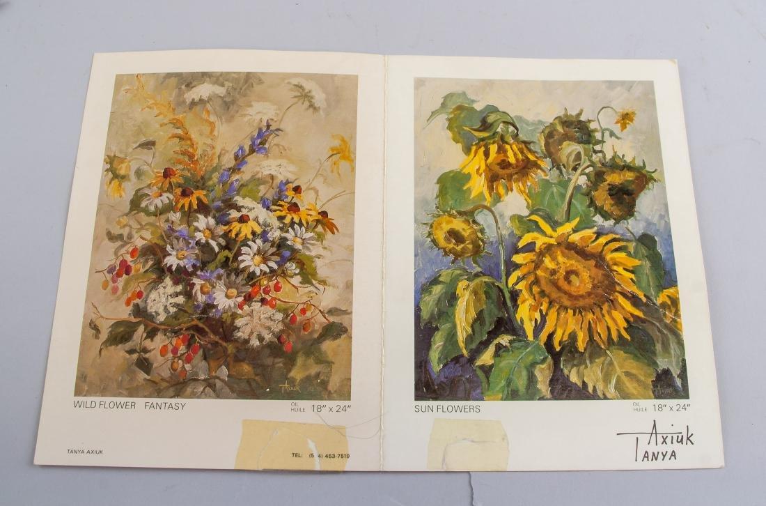Tanya Axiuk (Ukr-Canadian) OOC Still of Flowers - 7