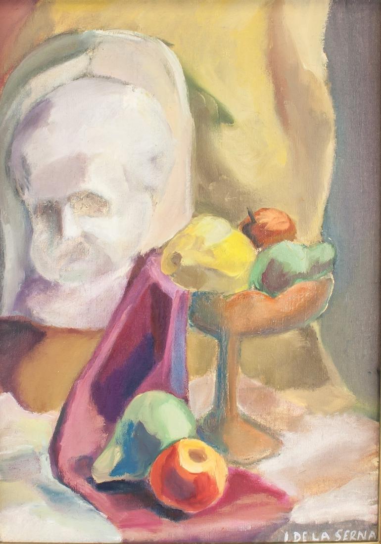 Ismael González de la Serna (Spain 1898-1968) Oil