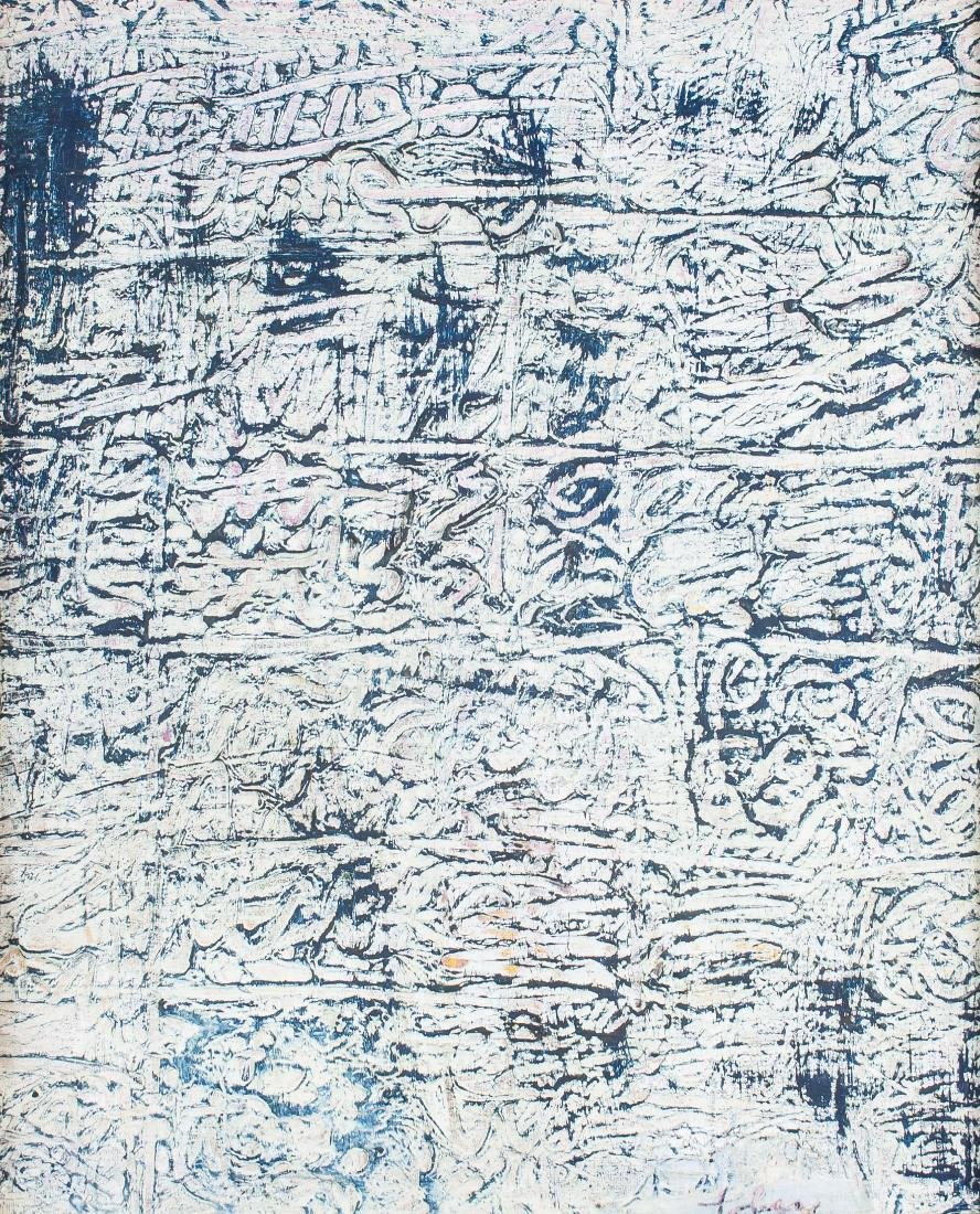 Mark George Tobey American 1890-1976 OOC Abstract