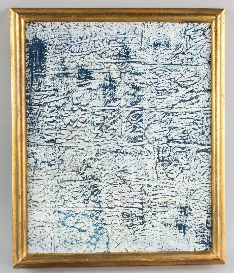 Mark George Tobey American 1890-1976 OOC Abstract - 2