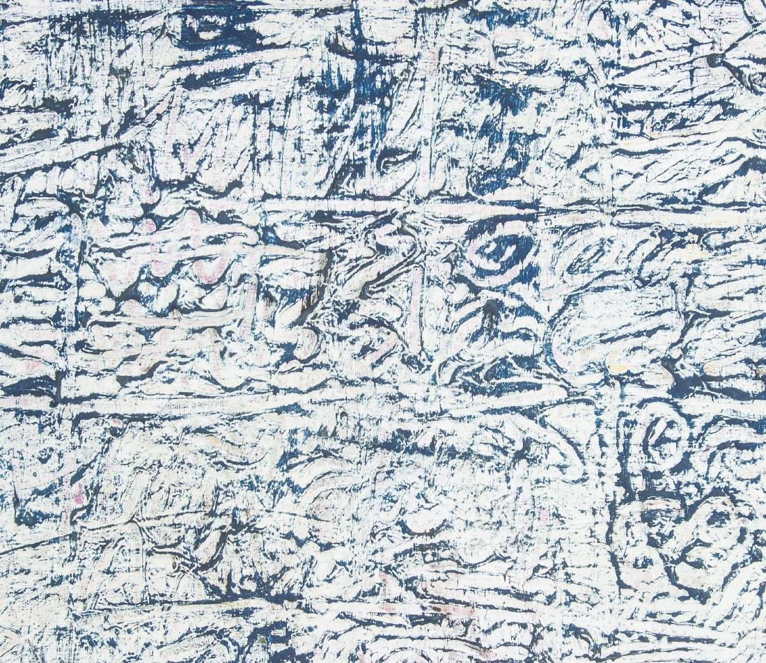 Mark George Tobey American 1890-1976 OOC Abstract - 3