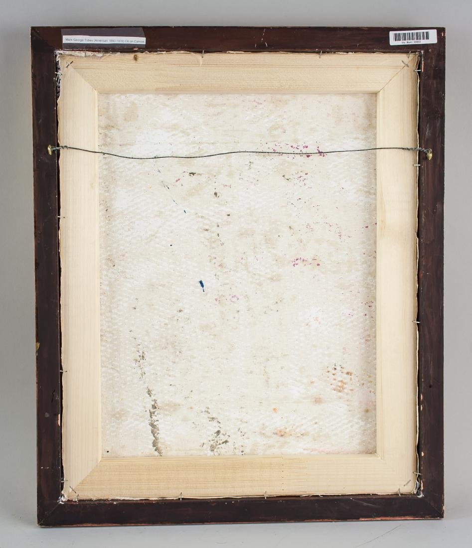 Mark George Tobey American 1890-1976 OOC Abstract - 5
