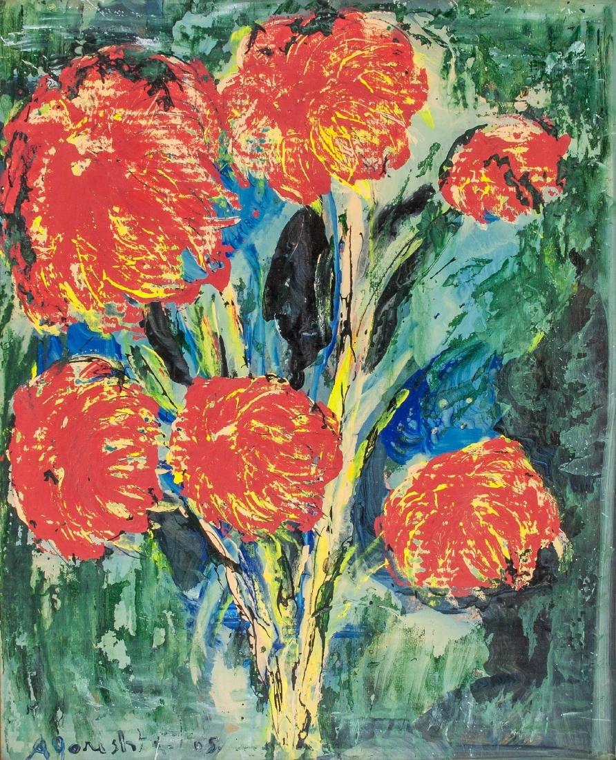 Agoniskty '65 OOC Still Of Flowers