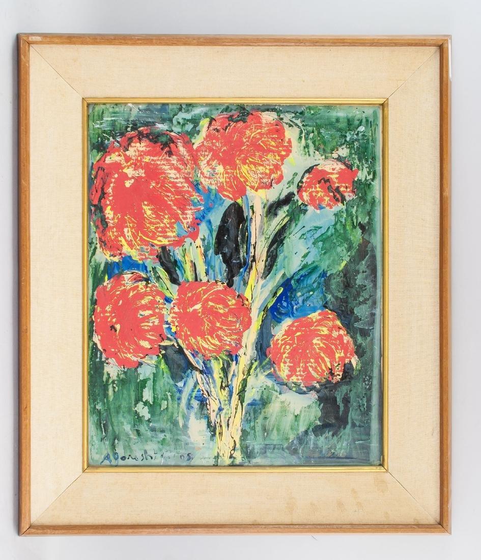 Agoniskty '65 OOC Still Of Flowers - 2