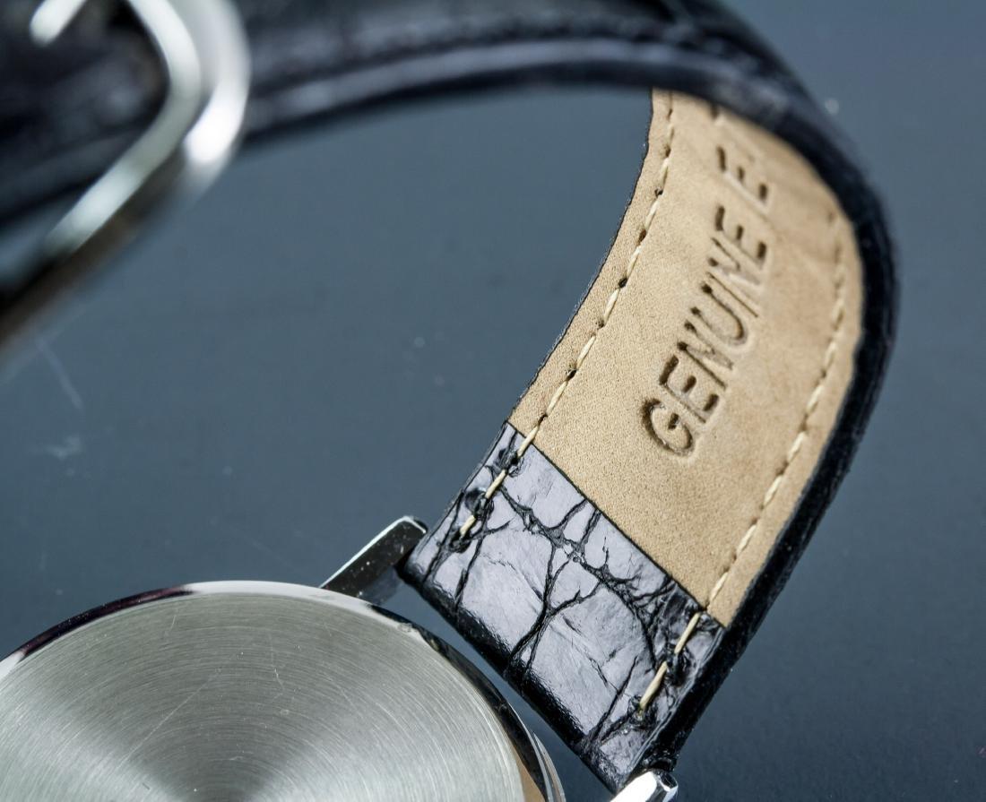 Credit Suiss 1g 999.5 Platinum Ingot Watch w/Cert - 5