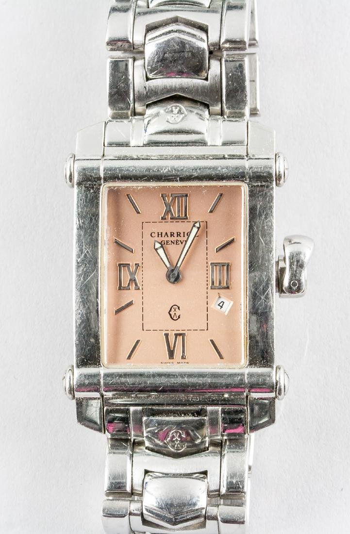 Woman's Charriol Columbus Watch