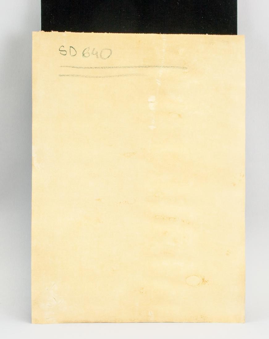 Salvador Dali 1904-1989 Spain Ink Study Figure - 5