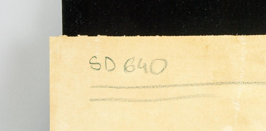 Salvador Dali 1904-1989 Spain Ink Study Figure - 6