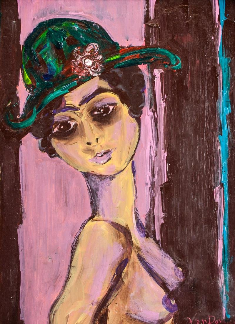 Kees Van Dongen (Dutch/ French 1877-1968) OOC