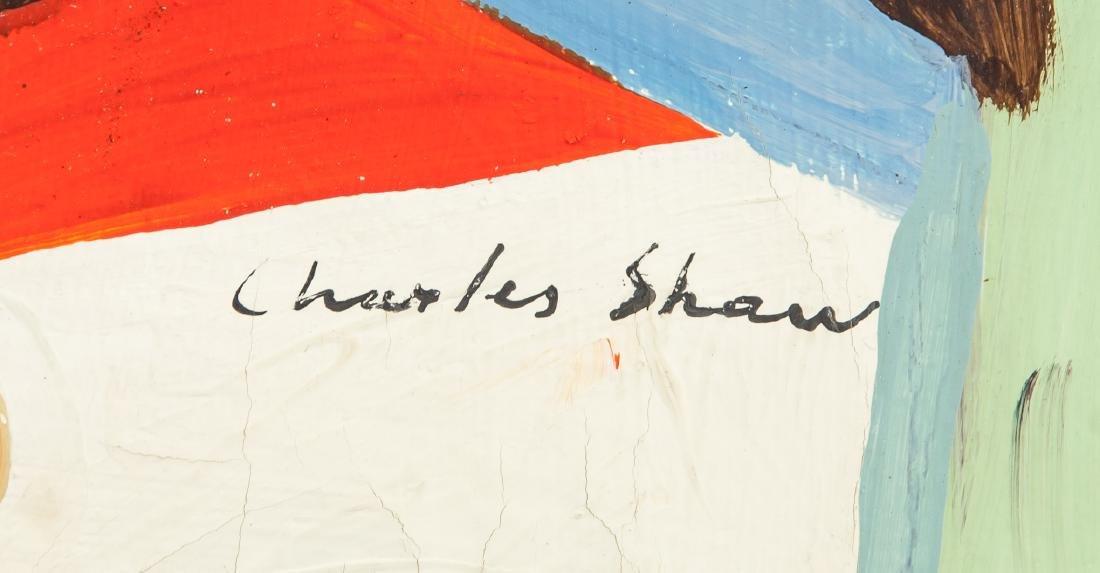 Charles Green Shaw American 1892-1974 OOC - 4