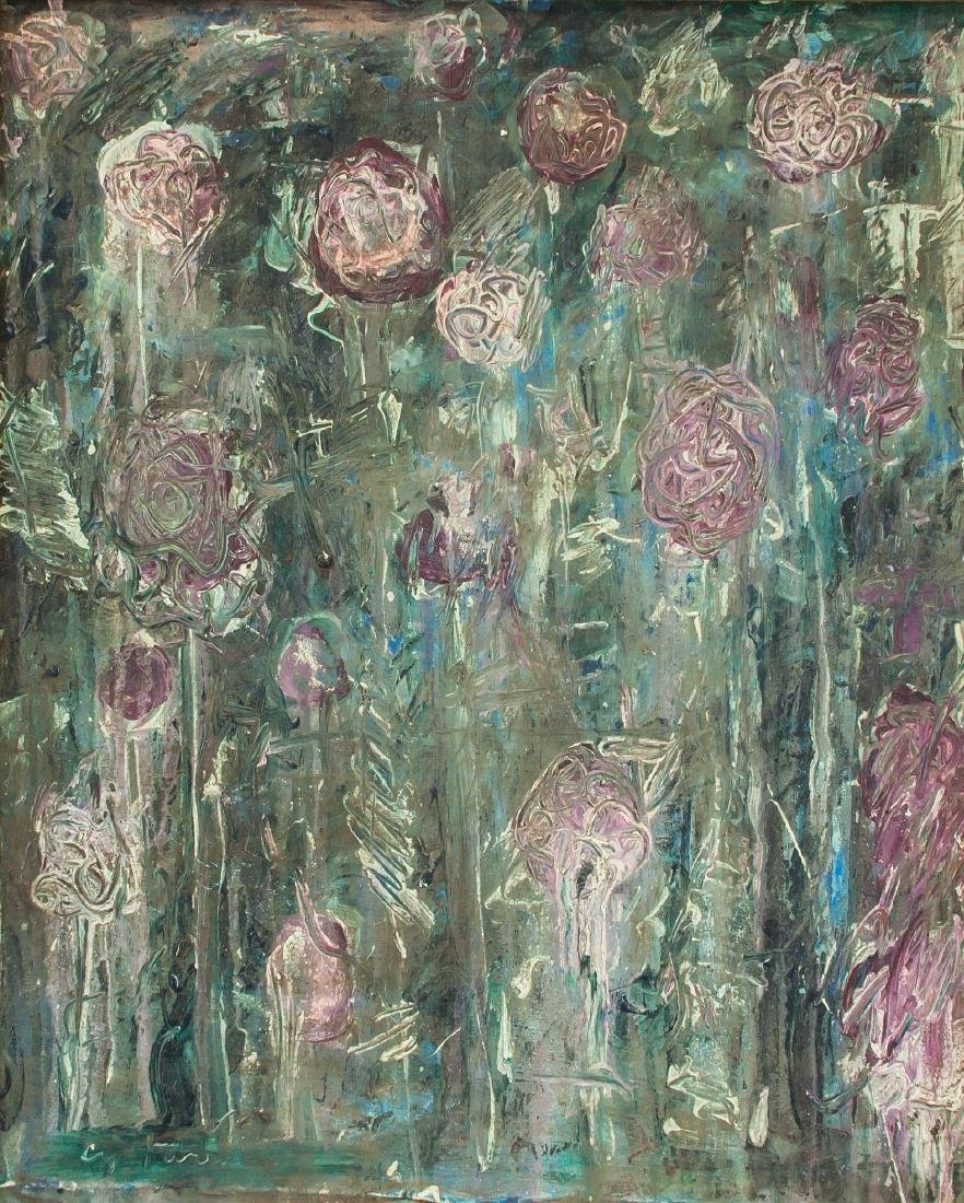 Cy Twombly (American 1928-2011) OOC