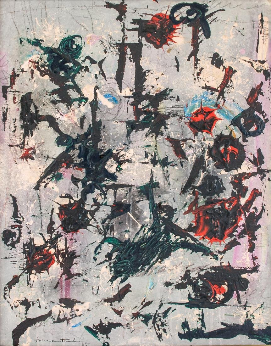 Helen Frankenthaler (American, 1928-2011) OOC