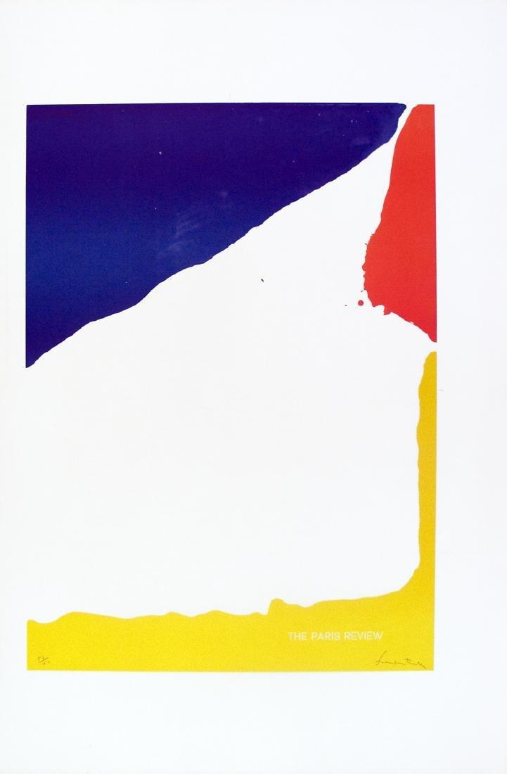 Helen Frankenthaler 1928-2011 US Lithograph Color