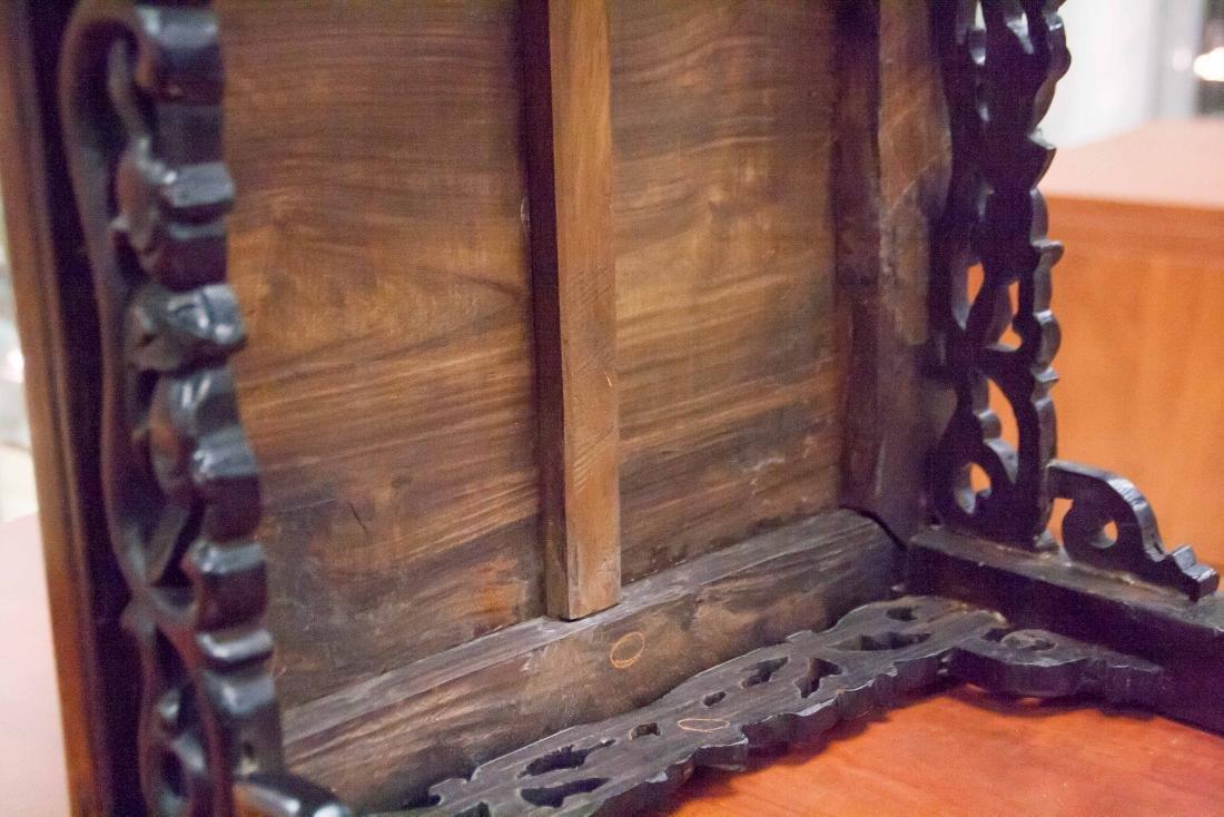Huanghuali Square Incense Table, Xiangji - 7