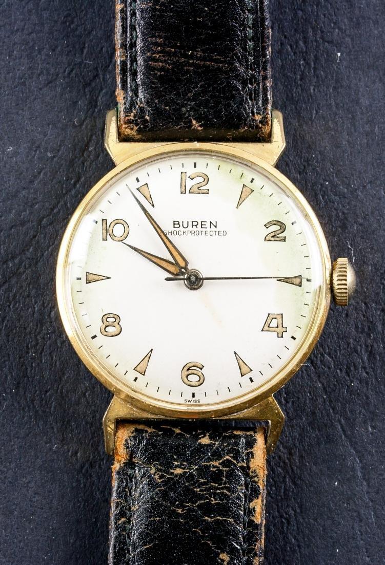 Buren Shock Protected Watch Working Condition