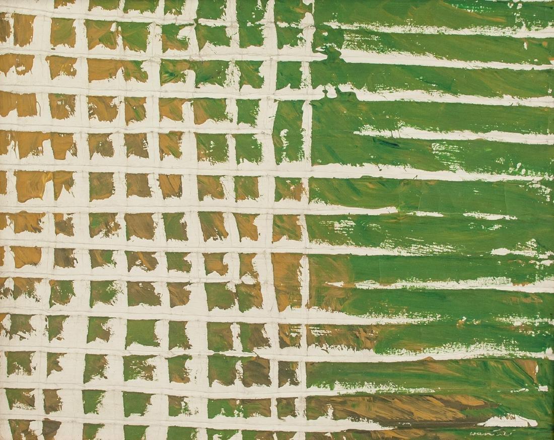 SIMON HANTAI French 1922-2008 OOC Abstract