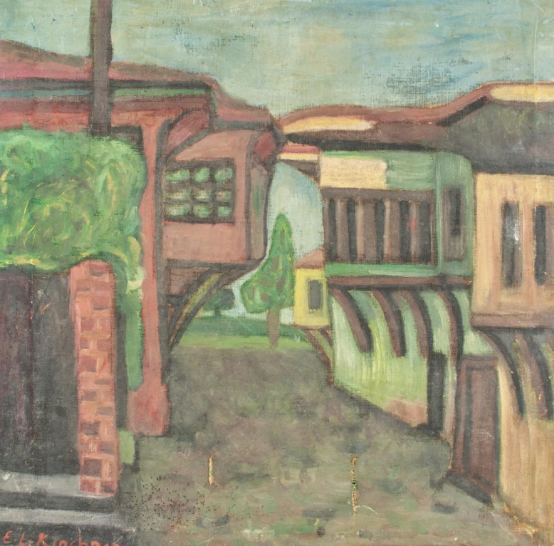 ERNST LUDWIG KIRCHNER German 1880-1938 OOC