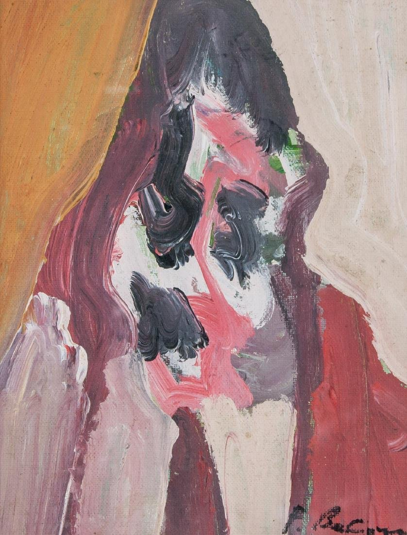 FRANCIS BACON British 1909-1992 Oil on Canvas