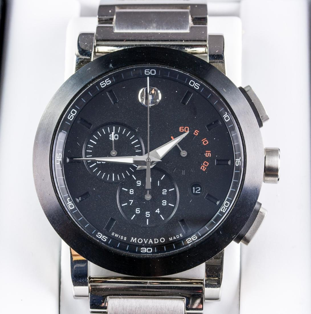 MOVADO Swiss Made Chronograph RV $1495