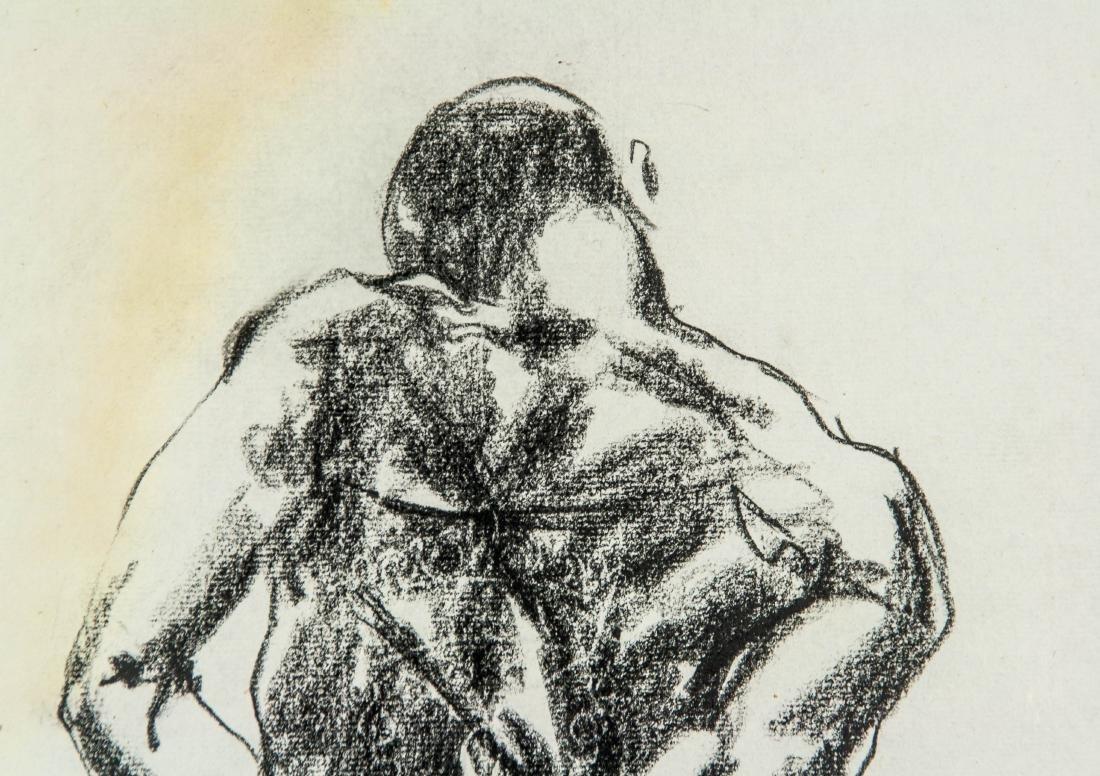 YASUO KUNIYOSHI Japanese-American 1889-1953 Paper - 3