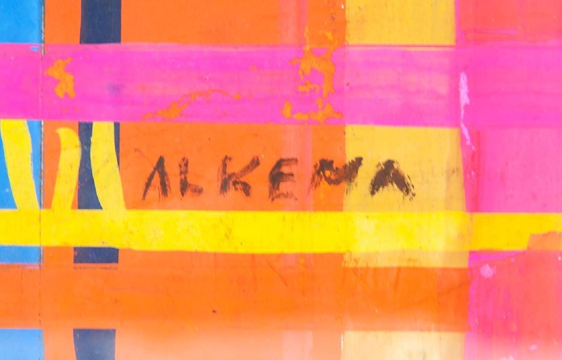 WOBBE ALKEMA Dutch 1900-1984 Gouache on Paper - 5
