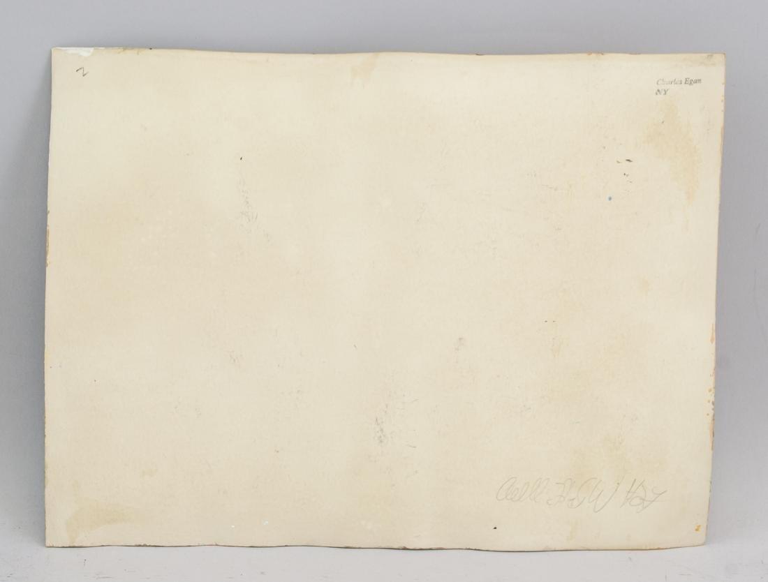 WILLIAM MERRITT CHASE US 1849-1916 Oil Paper - 5