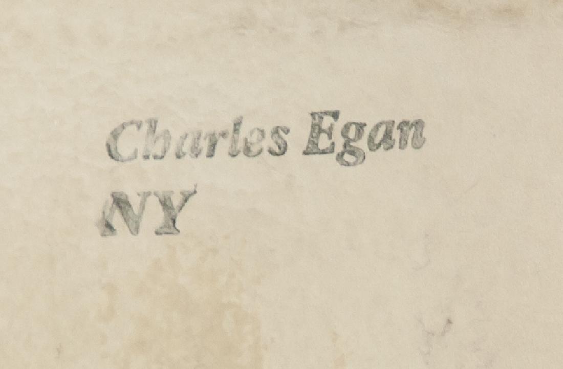WILLIAM MERRITT CHASE US 1849-1916 Oil Paper - 7