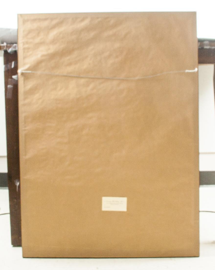 Framed After DALI Signed Etching - 6