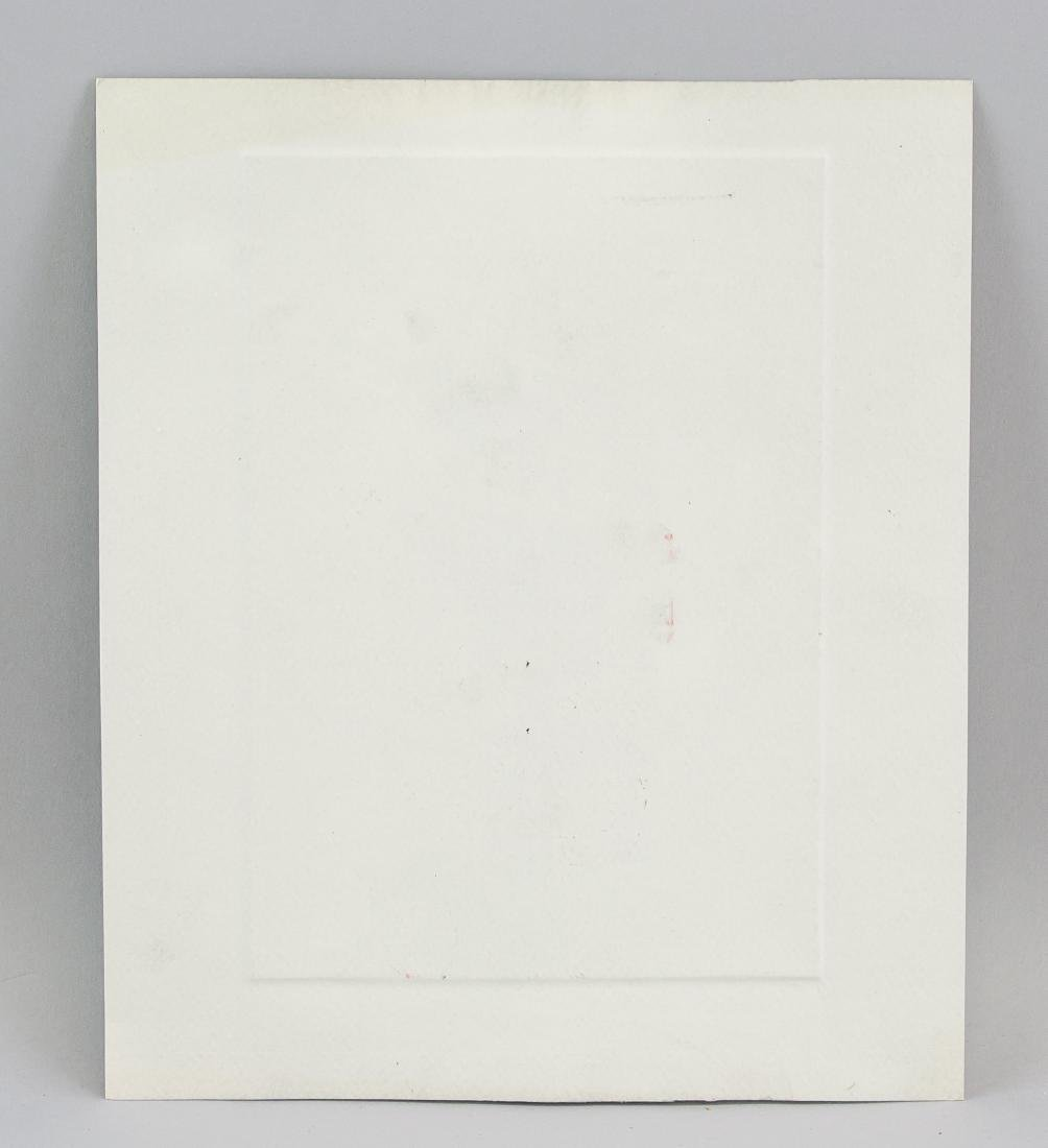 JEAN-MICHEL BASQUIAT US 1960-1988 Linocut Print - 6