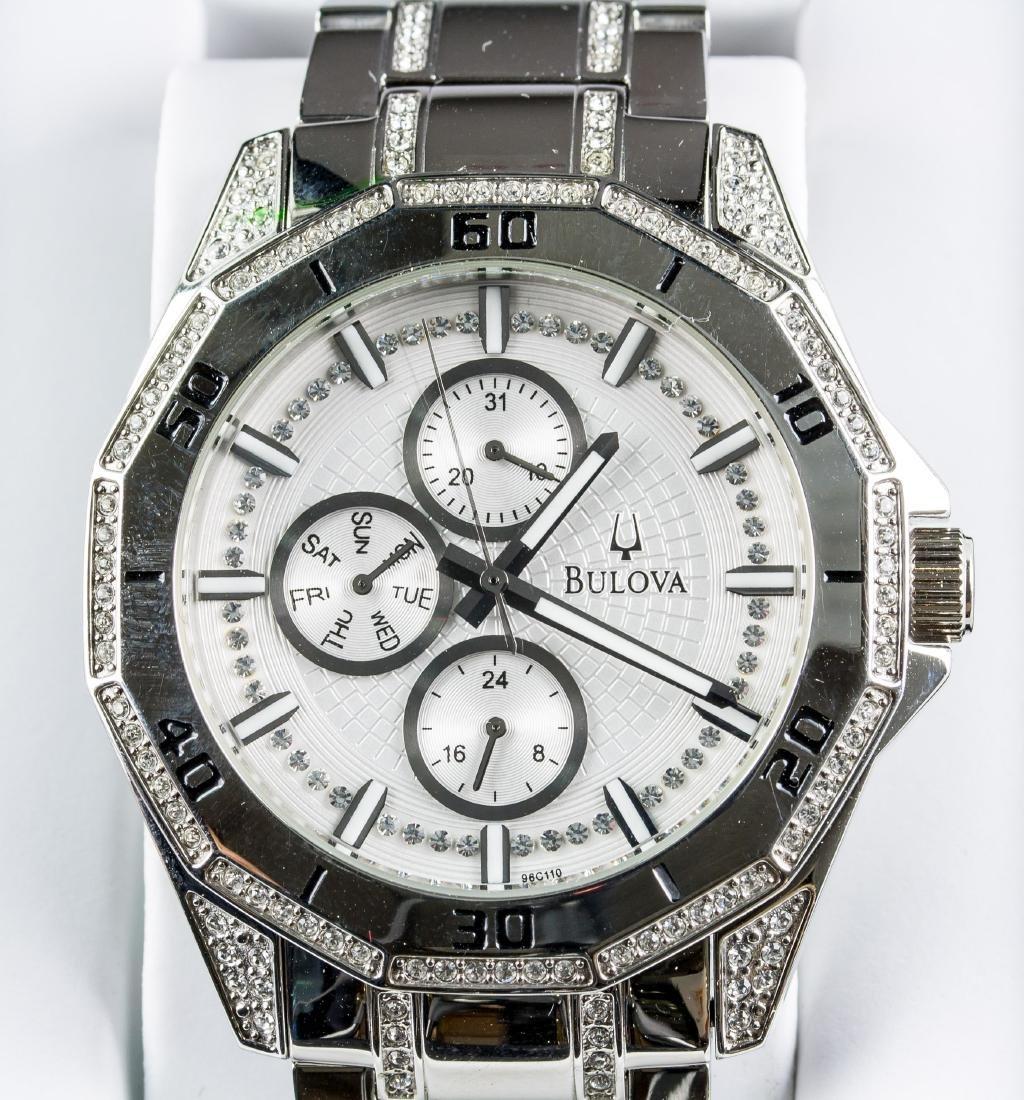 Bulova Analog Watch RV $400