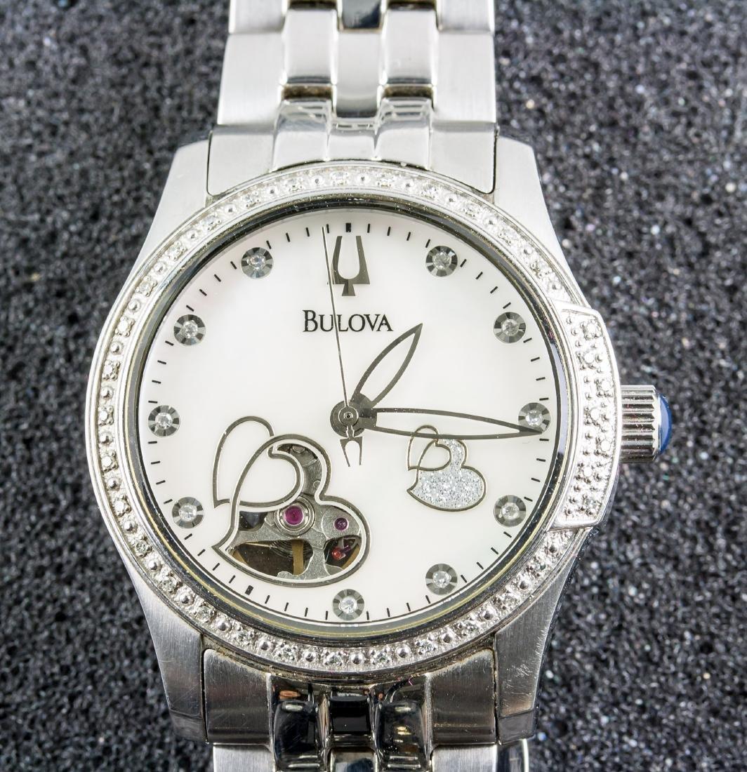 Bulova Automatic Watch RV $850