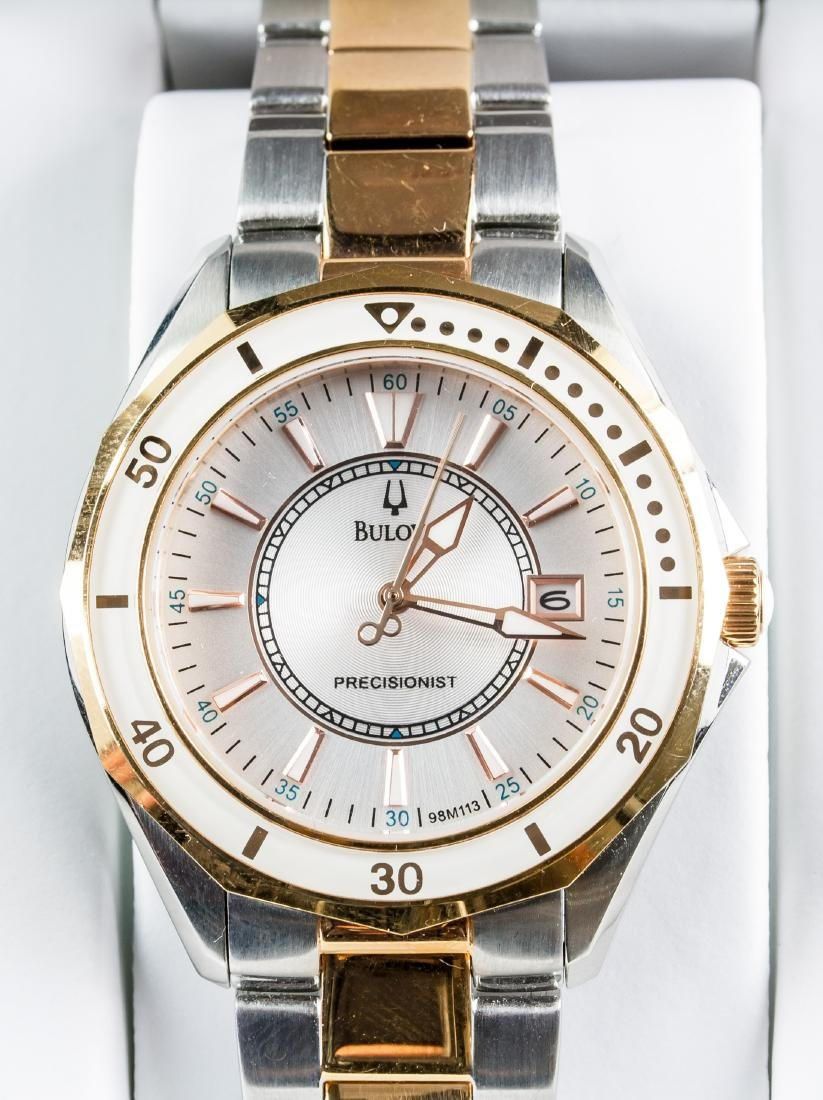 Bulova Watch Automatic Skeleton RV $850
