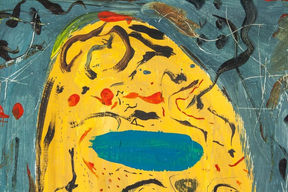 WILLEM DE KOONING Dutch 1904-1997 OOC Figure - 3