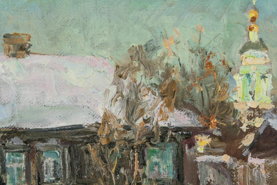 ALEKSEI BUKAKIN Russian b. 1963 Oil on Canvas - 3