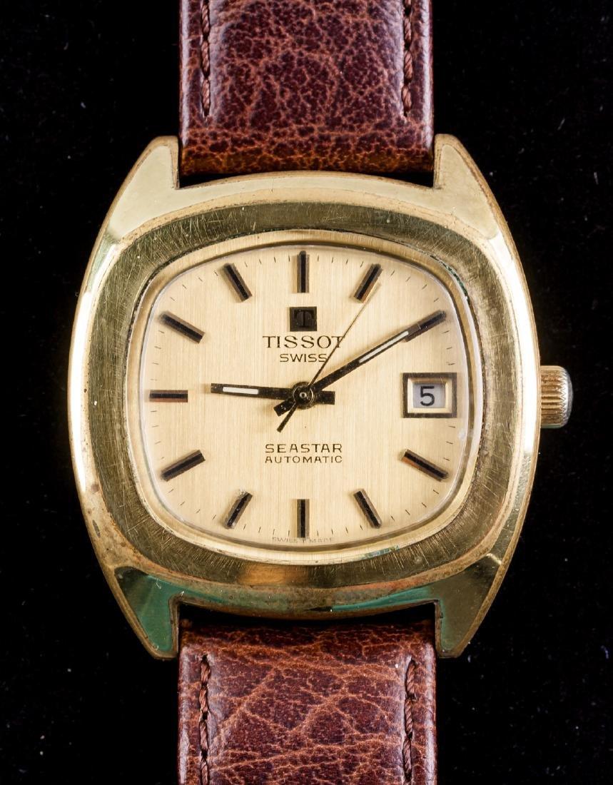 Swiss Tissot Seastar Automatic Watch