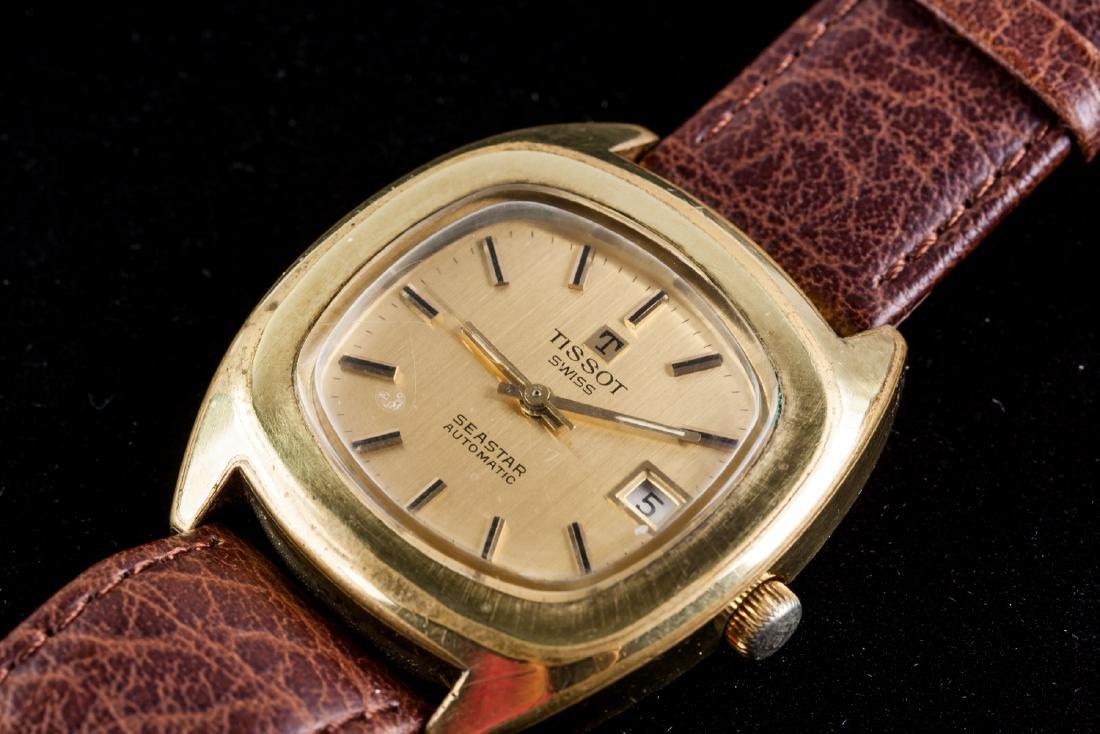 Swiss Tissot Seastar Automatic Watch - 3