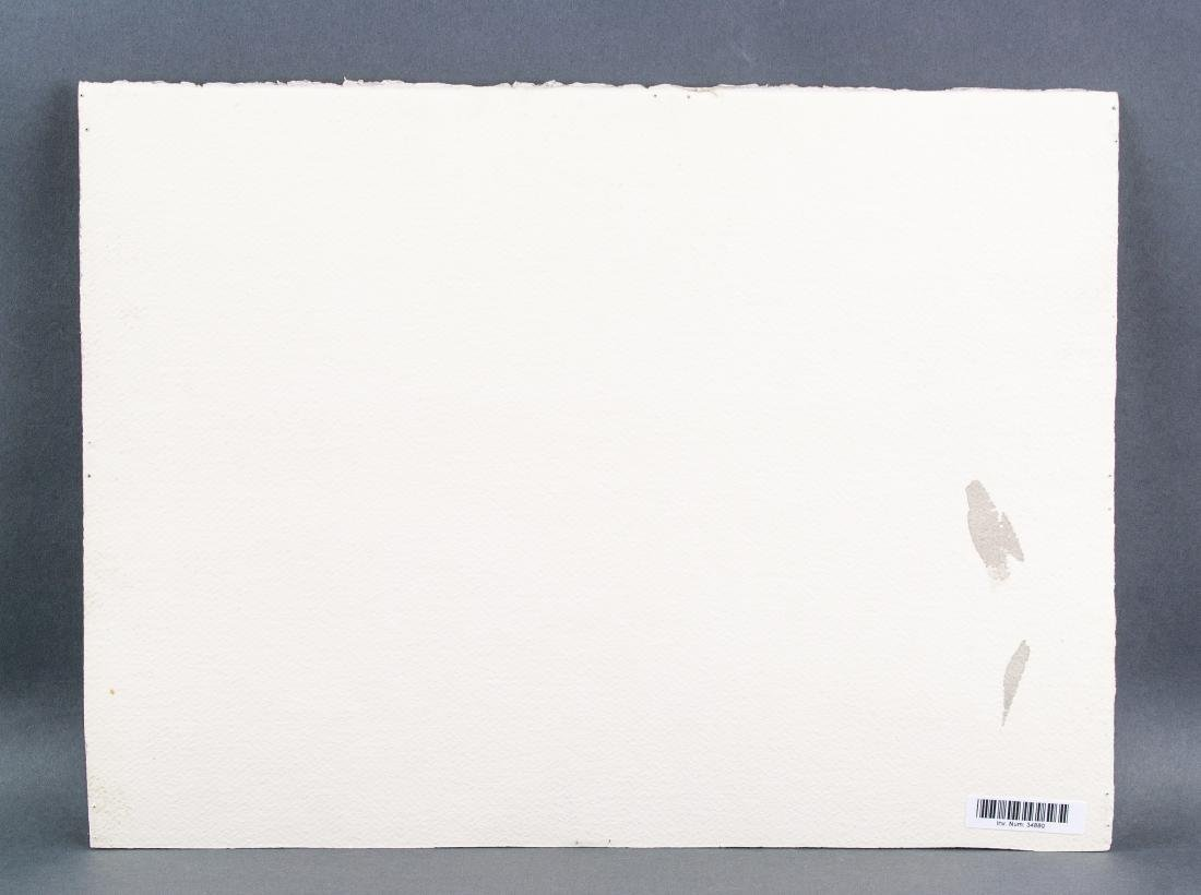 Edward Garbely 1908-1999 US Watercolor Landscape - 5