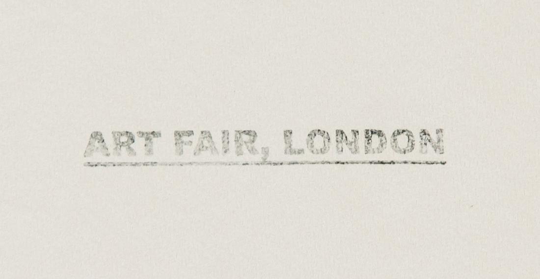 Banksy British b.1974 Silkscreen Lithograph 21/330 - 7