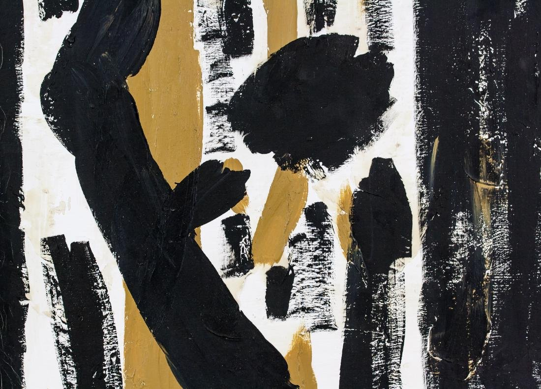 Robert Motherwell US Abstract Expressionist OOC - 4
