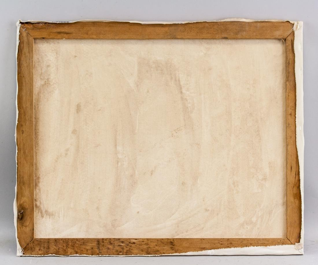 Robert Motherwell US Abstract Expressionist OOC - 7