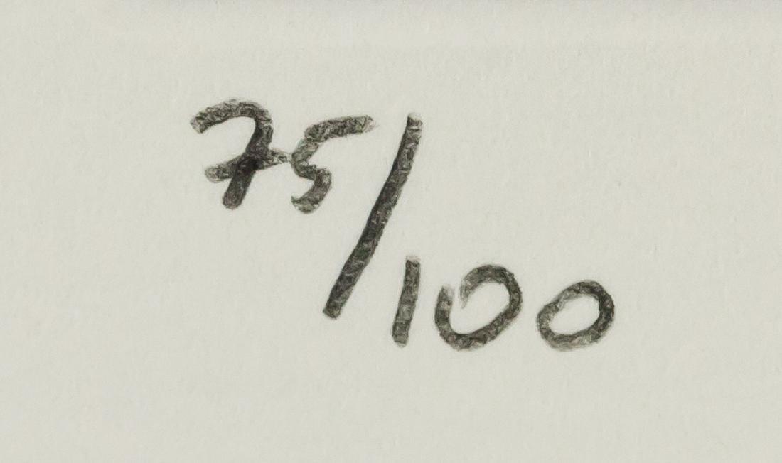 Francis Bacon British Figurative Lithograph 75/100 - 5