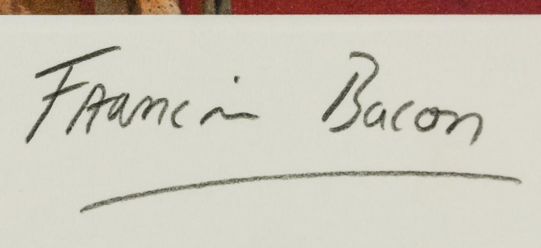 Francis Bacon British Figurative Lithograph 75/100 - 6
