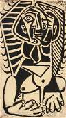 Pablo Picasso Spanish Signed Litho Artist's Proof